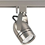 Brushed Nickel 1 50 W GU10 Incandescent TRACK HD