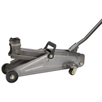 FLOOR JACK SWIVEL CASTER 2TON
