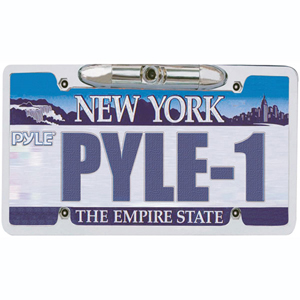 Only pyle pro plcm21 license plate backup camera for Walmart fishing license price