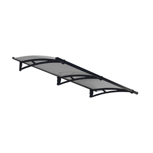 Aquila 2050 Door Awning, Grey
