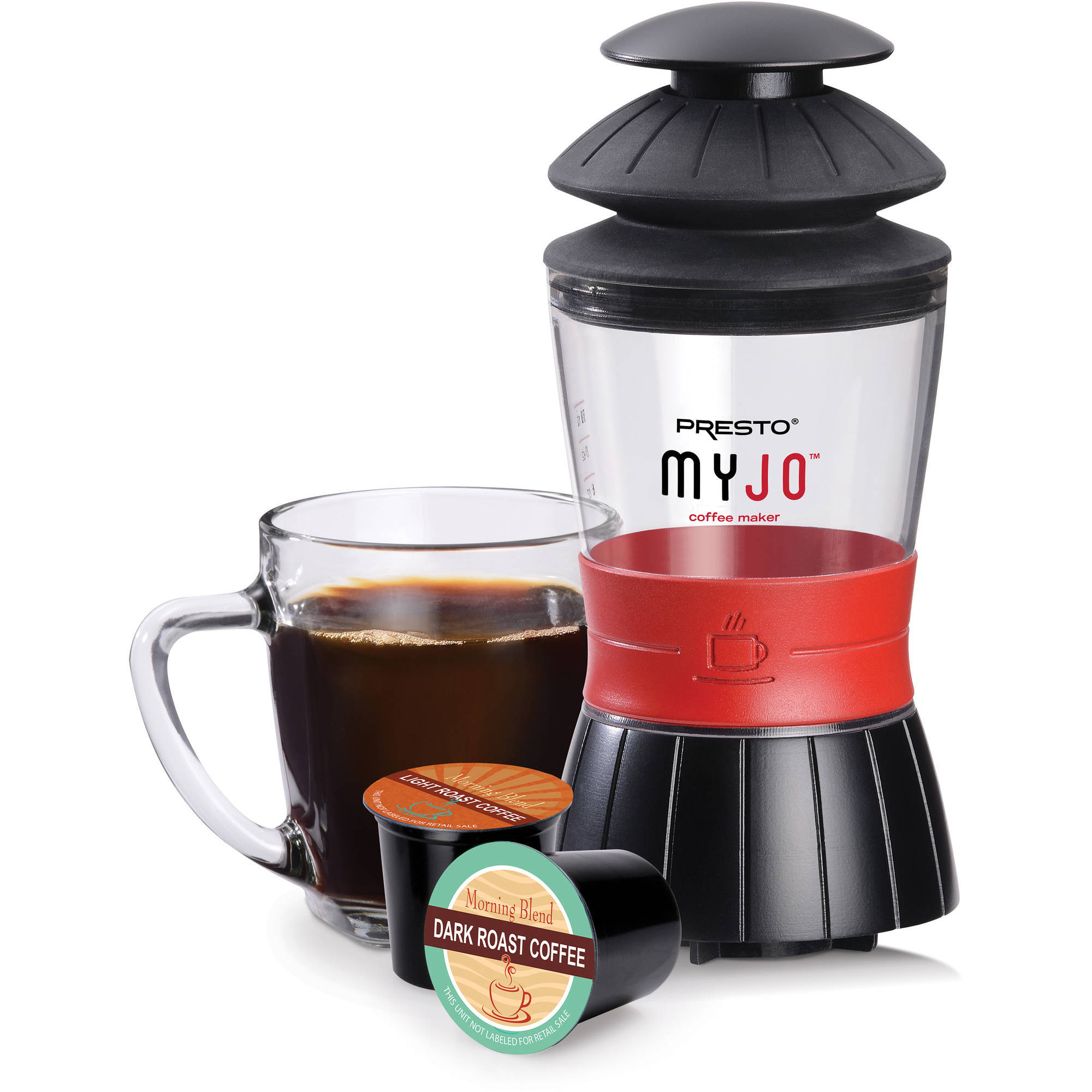 Myjo Single Cup Coffee