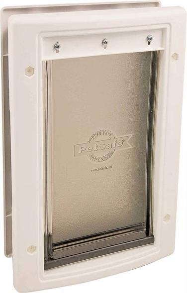 Freedom HPA11-10969 Extra Large Pet Door, 13-5/8 in W X 23 in D X 1/16 - 1-3/4 in T, 1 - 100 lb Pet