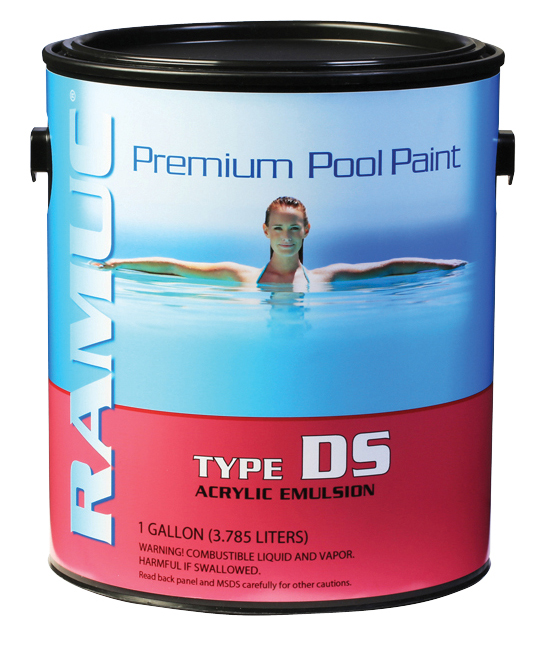 DS Swimming Pool Paint - Royal Blue (1 Gallon)