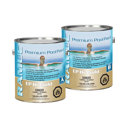 Type EP Epoxy Swimming Pool Paint - Royal Blue (1 Gallon)