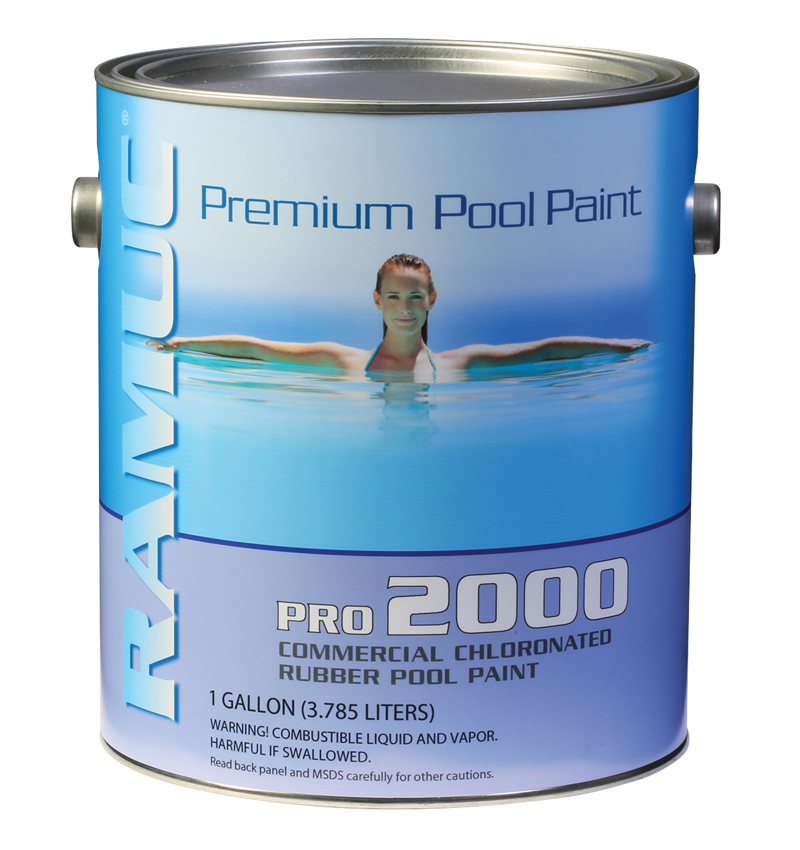 Only pro 2000 chlorinated rubber pool coating for 5 gallon bucket of paint price