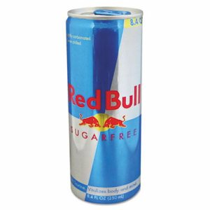 ENERGY DRINK SUGAR FREE 8.4OZ