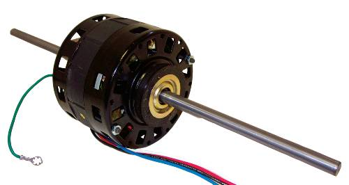 CENTURY� DOUBLE SHAFT BLOWER MOTOR 1/8 HP