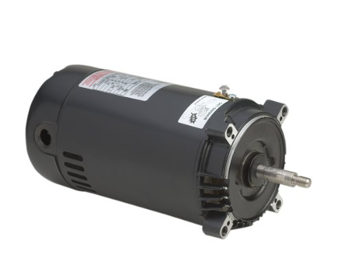 Motor, Threaded, 56J, AOS, 1.0 HP, Full Rate, 115/230V