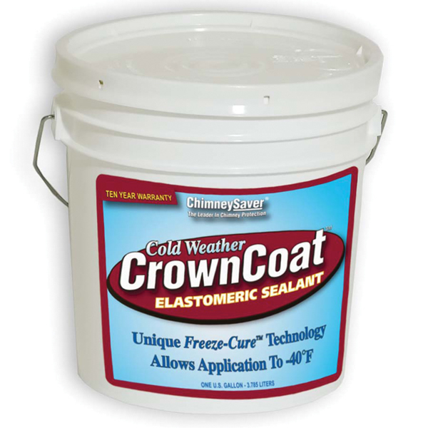 Cold Weather CrownCoat Brushable Sealant