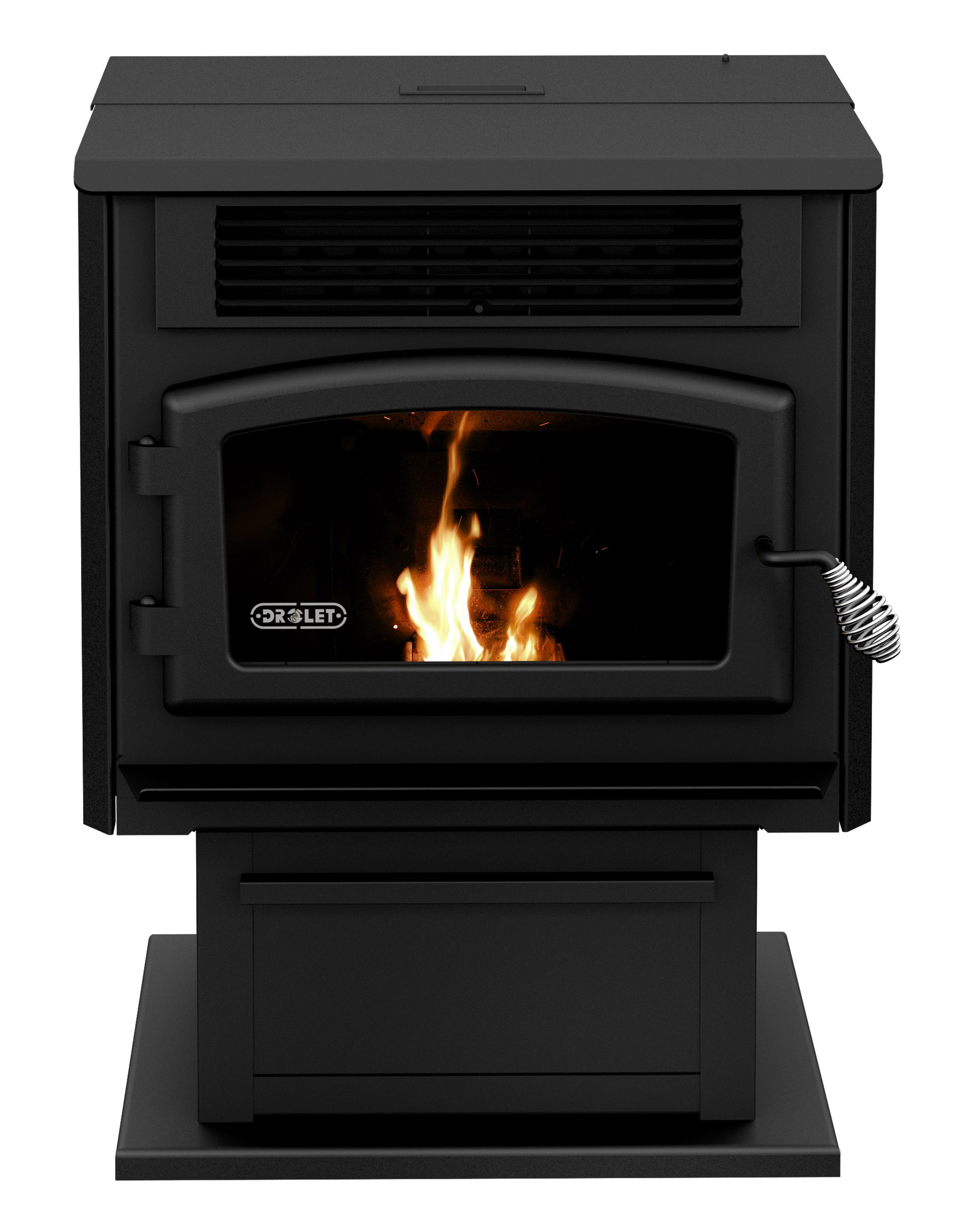 Only 1855 91 Eco 45 Pellet Stove 773389027899 Dp00045 Drolet