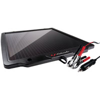 Solar SP-400 Water-Resistant Battery Charger, Lead-Acid