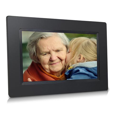 SUNGALE CPF708 7 INCH SMART WIFI CLOUD PHOTO FRAME WITH FREE