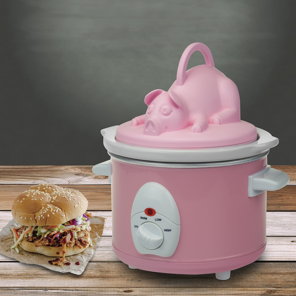 Only smart planet bnb1pp bacon nation pulled pork for Decor bacon cooker