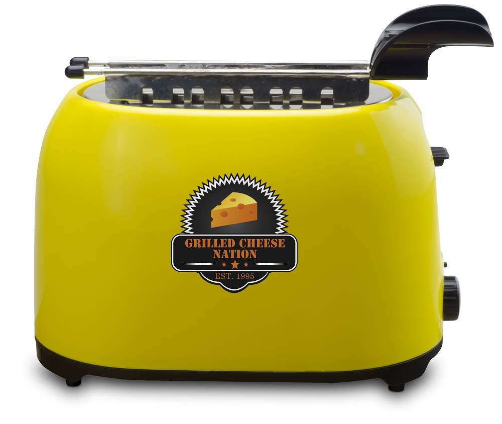 SMART PLANET GCN1ST GRILLED CHEESE TOASTER BY GRILLED CHEESE
