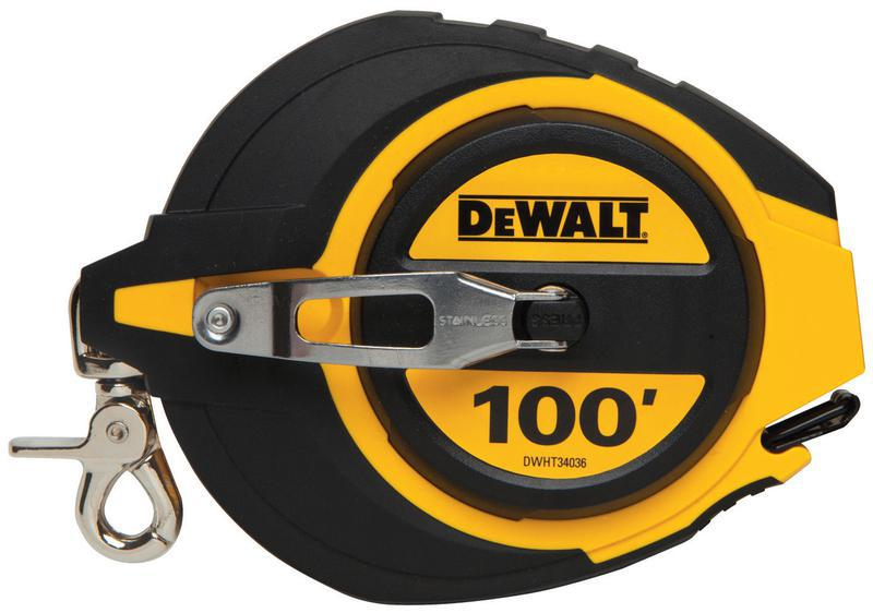 Dwht34036 100 Ft Tape Measure 76174340365 eBay