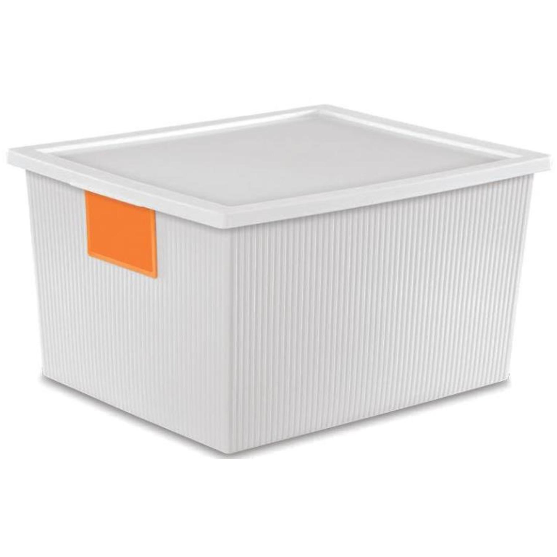 Only 4336 Sterilite 14338006 ID Storage Box 25 qt 16 12 in L x