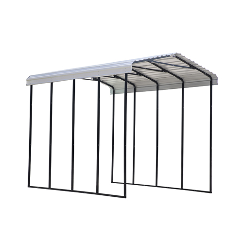 ARROW Carport 14x20x14 - Eggshell
