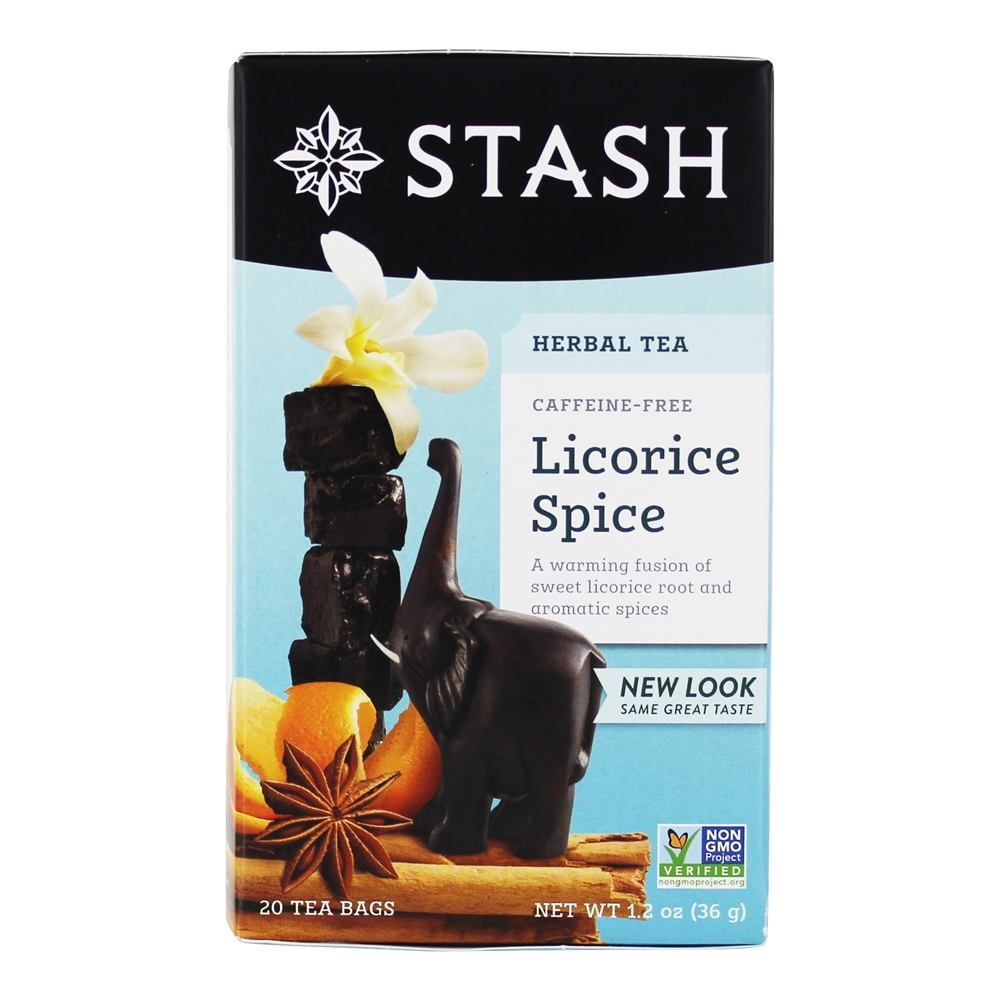Stash Tea Licorice Spice Tea (6x20 CT)