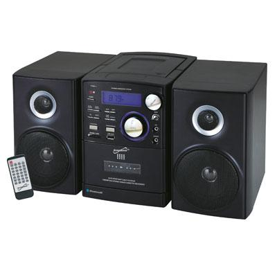 BT MP3 CD Micro Stereo System