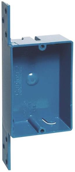 Only 1 15 Thomas Amp Betts B108b Upc Outlet Box 1 Gang 8