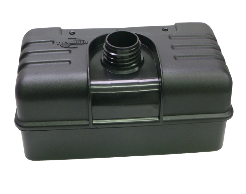 34186A FUEL TANK, One Gallon (Does not include brackets 34154, 34155 or Fuel Cap), fits HM80-HM100 Tecumseh Engine Parts
