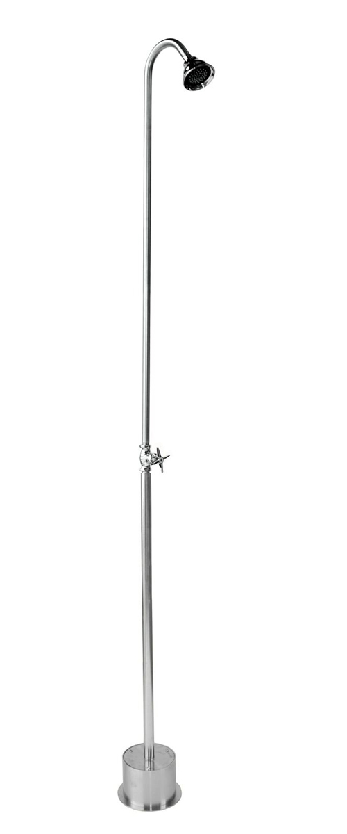 PS-900-CHV Free Standing Single Supply Shower with 3? Shower Head