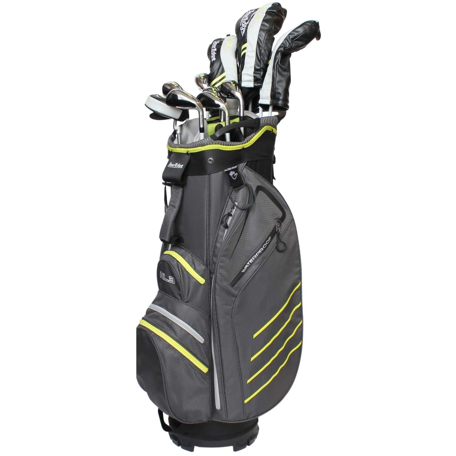 Tour Edge Hot Launch Womens HL3 To-Go HL3 Complete Golf Set