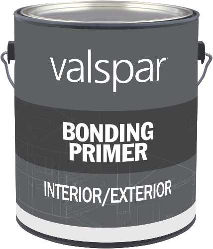 Only Valspar Interior Exterior Bonding Primer Gallon 080047451485 11289 Valspar Paint