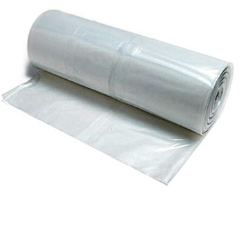 Warp Brothers 4x 10-C 4 Mil 10 x 100 Clear Poly Cover
