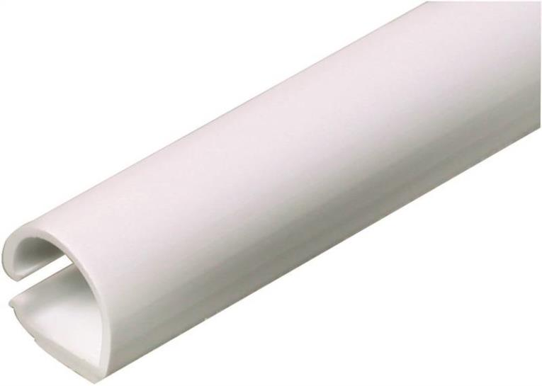 White Plastic Wire Channel | Only 4 15 Cordmate Legrand C10 Wire Channel 5 Ft L X 3 8 In W X 1