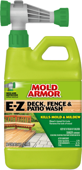FG51264 MOLD ARMOR DECK WASH