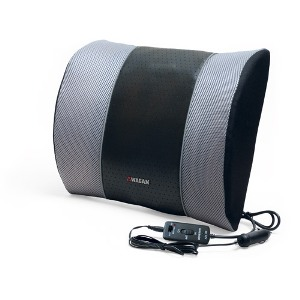 Heated Massage Lumbar Cushion