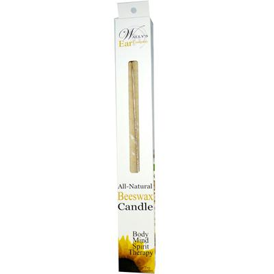 Wallys Beeswax Ear Candle (1x2 PK)