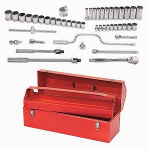 47 Piece Tool Set Only