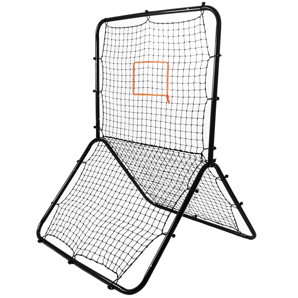 "65"" x 49"" Multi-Sport Deluxe Rebounder Pitch Back"