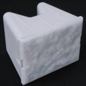 Only USD 242.42 Retaining Wall Light Kit - Standard, 4-Pack KRWL07-04-100K Kerr Lighting