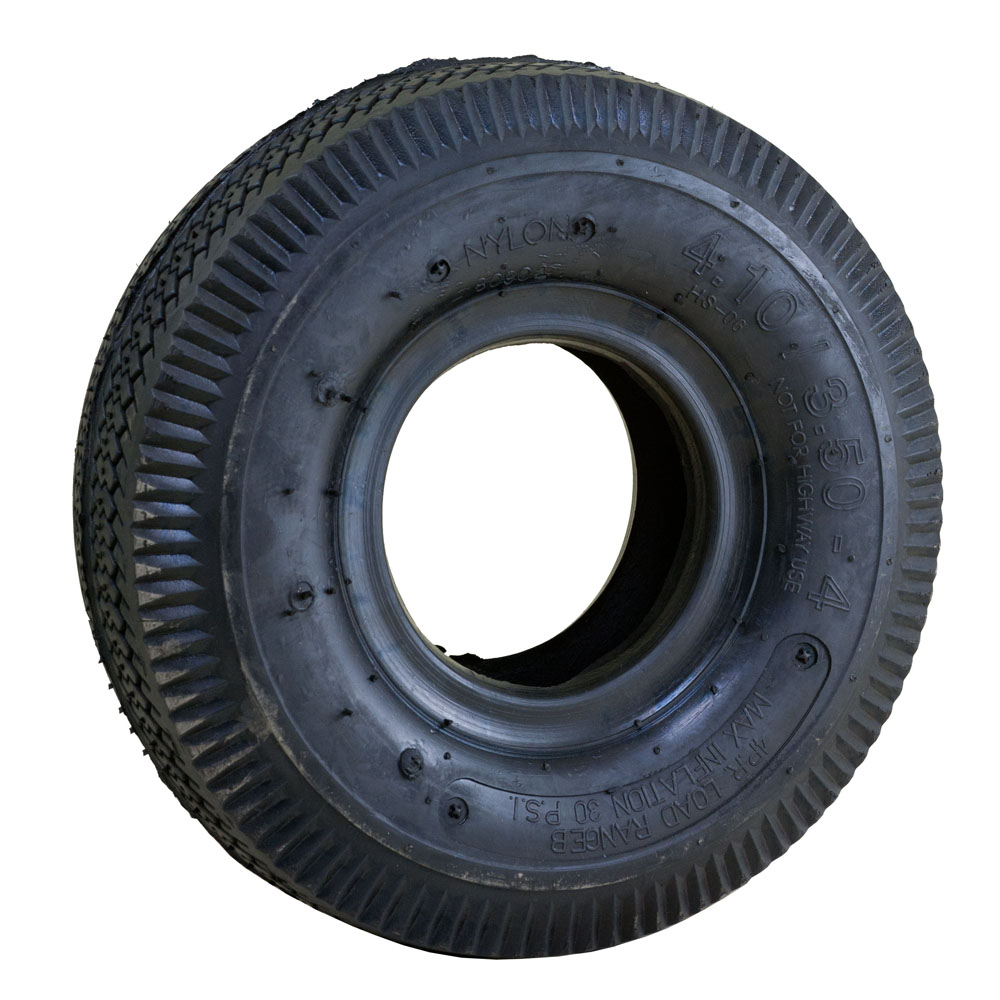 Pneumatic Tire and Tube, 4.10/3.50-4""