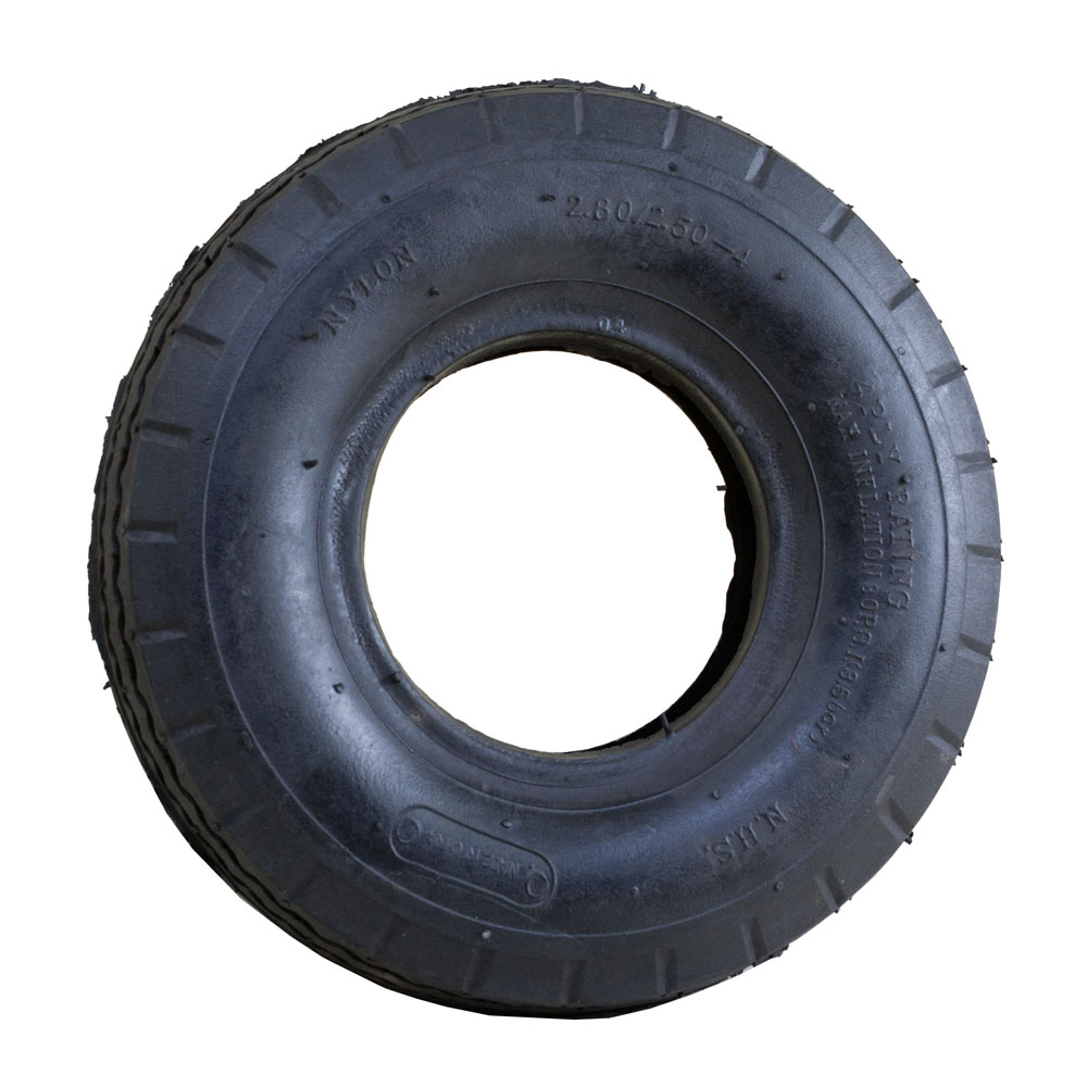 Pneumatic Tire and Tube, 2.80/2.50-4""
