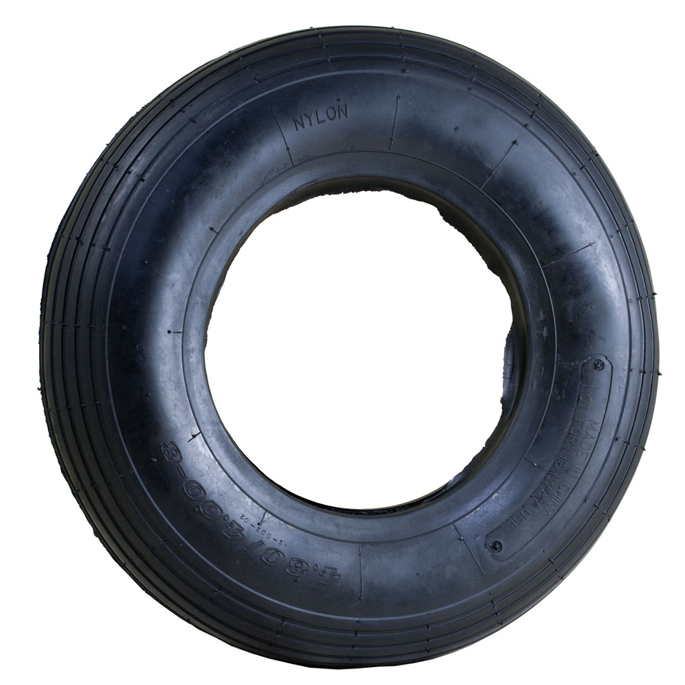 Pneumatic Tire and Tube, 4.80/4.00-8""